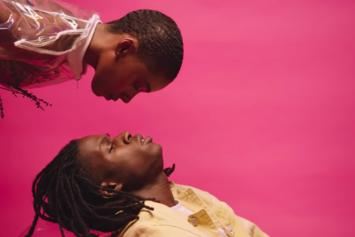 "Daniel Caesar Is The Focus Of A Sensory Exhibit In ""Beauty & Essex"" Video"