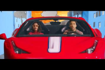 "KYLE & Alessia Cara Take Viewers On A Colorful Adventure In ""Babies"" Video"