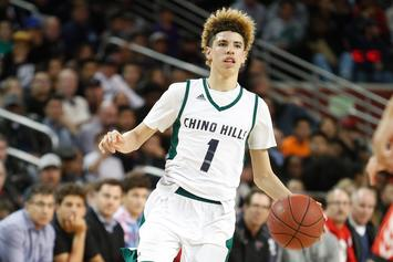 LaMelo Ball Shares His Wish List Of NCAA Programs
