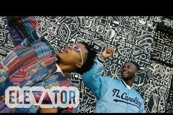 """Allan Kingdom And TyBass Are Carefree In """"Today"""" Music Video"""