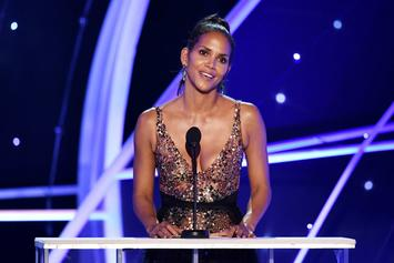 "Rams QB Jared Goff Gets Halle Berry's Attention With ""Halle Berry"" Audible"