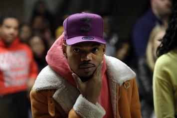 """Chance The Rapper Working On Feature-Length Musical """"Hope"""" Based On Chicago Teens"""