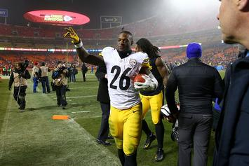 Le'Veon Bell Ruled Ineligible For Rest Of The Season