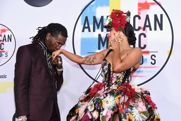 "Offset Shows Love To ""Wifey"" Cardi B For Successful Fashion Nova Launch"