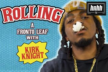 Kirk Knight Recalls Ridiculous Story About Taking Dabs With Wiz Khalifa