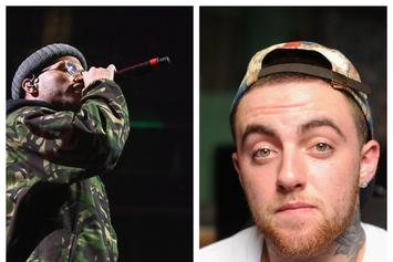 """Anderson .Paak  Pays Homage To Mac Miller On """"Oxnard"""""""