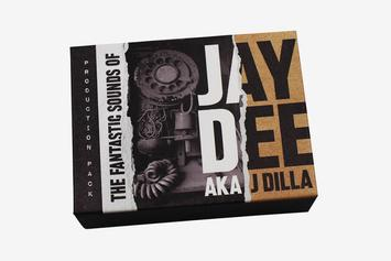 New Kit With 100 Original J Dilla Sounds On Sale
