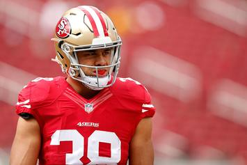 Former 49ers RB Jarryd Hayne Charged With Sexual Assault
