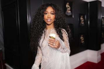 "SZA To Be Honored As Rebel During Billboard's ""Women In Music"" Event"