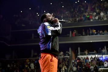"""Meek Mill Performs """"Oodles O' Noodles Babies"""" On """"The Tonight Show"""""""