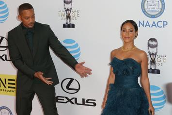 """Jada Pinkett Smith Says She's """"Not Mature Enough To Have A Divorce"""""""