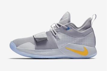 Playstation x Nike PG 2.5 Release Details Announced