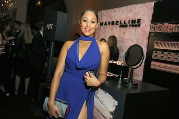 "Tamera Mowry-Housley Makes Emotional Return To ""The Real"" Following Niece's Death"