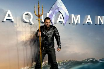 """""""Aquaman"""" Star Jason Momoa Details One Integral Problem With His Costume"""