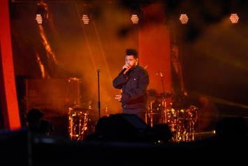 """The Weeknd Teases """"Chapter VI"""" Album With New Artwork"""