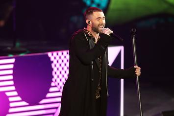 """Adam Levine Says All The """"Incredible Things"""" In Music Happen In Hip-Hop"""