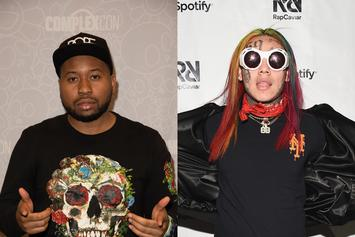 DJ Akademiks Isn't The Snitch In 6ix9ine's Federal Case: Report
