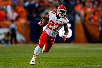 "Chiefs Cut Kareem Hunt, The League Places Him On ""NFL Exempt List"""