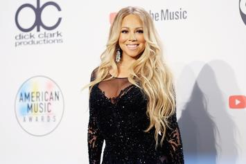 "Mariah Carey Goes No. 1 On Top R&B/Hip-Hop Albums With ""Caution"""