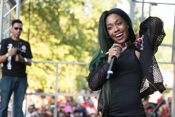 "Tiffany Evans Says She Is ""Ready To Go Off"" After Domestic Abuse Experience"