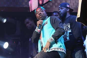 "Troy Ave Hits ""The Breakfast Club"" & Charlamagne Tha God Skips Out"