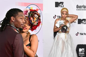 Nicki Minaj Fans Are Celebrating Cardi B & Offset's Divorce Announcement