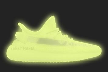 """Adidas Yeezy Boost 350 V2 """"Glow In The Dark"""" Coming In 2019"""