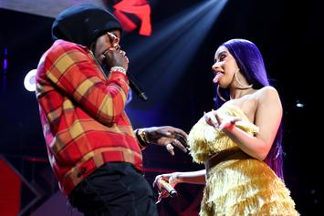 "Offset's Alleged Side Chick Was In Nicki Minaj & 6ix9ine's ""FEFE"" Video"