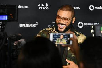 Tyler Perry Pays Over $430K For Walmart Layaway Gifts In Atlanta