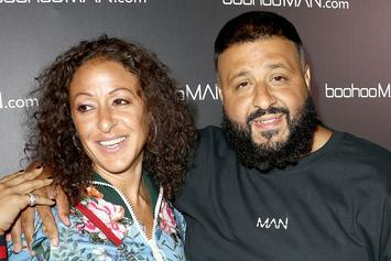 "DJ Khaled Pens Sweet Birthday Message To Wife: ""Real Love With A Real Journey"""