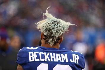 Odell Beckham Jr. Won't Play Sunday Due To Quad Injury