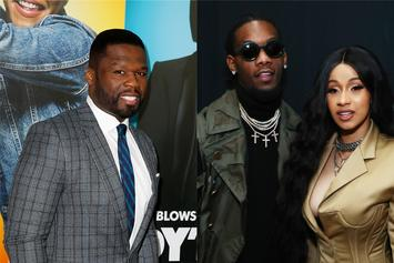 "50 Cent Urges Offset To Get Back With Cardi B: ""Just Kiss Her Ass Man"""