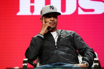 "T.I. Appalled By Cyntoia Brown's 51 Year Sentence: ""This Sh*t Disgusting"""