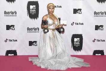 Nicki Minaj's New Boyfriend Was An Old Flame That Has Come Back For The Queen