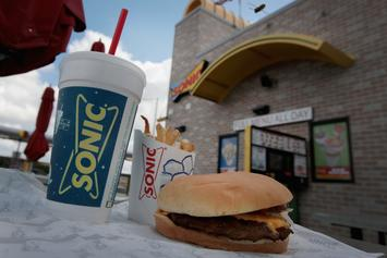 MDMA Found Inside Hamburger Wrapper Of Sonic Kid's Meal