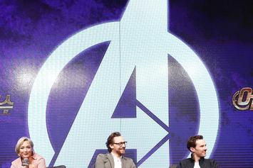 """""""Avengers: Endgame"""" Gets New Purple And Gold Logo"""