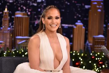 """Jennifer Lopez Admits She """"Hooked Up"""" In Her Movie Trailer Before"""