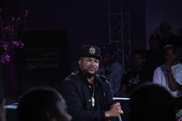 """The-Dream Drops Off Cover Art & Tracklist For 38-Song LP """"Ménage A Trois"""""""