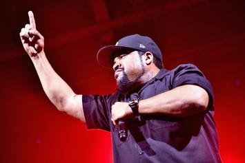 "Ice Cube Plays Gatekeeper To The ""New West Coast Flavour"""