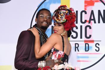 Offset Crashes Cardi B's Rolling Loud Set, Gets Kicked Off