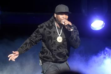"50 Cent Rejects His Son: ""I Was Mentoring The Other Little Guy"""