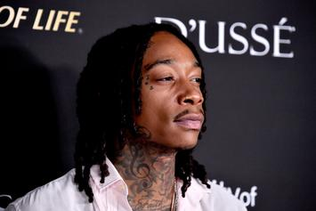 "Wiz Khalifa Backs Out Of ""King Of R&B"" Talk, Says Next Album Won't Be Singing"