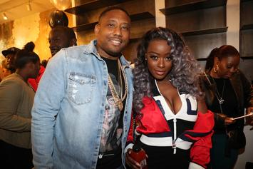 Maino's Girlfriend Maggie Says She Suffers From PTSD After Being Shot