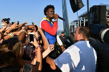 "Ugly God Releases Cover Art For ""Bumps & Bruises"""
