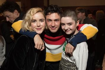 """""""Chilling Adventures Of Sabrina"""" Renewed By Netflix For 16 More Episodes"""