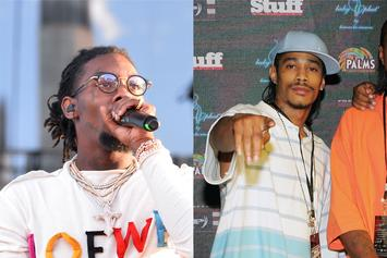 "Offset Issues ""Bankroll Challenge,"" Layzie Bone Fires Back: ""Get Yow Bars Up"""