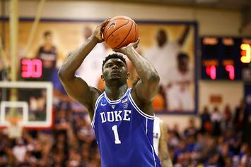 """Duke's Zion Williamson On Playing For Knicks: """"Would Probably Be Incredible"""""""