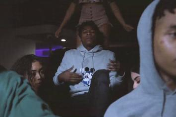 """Youngboy Never Broke Again Grabs The Gang For """"I Came Thru"""" Music Video"""