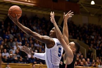 Duke's R.J. Barrett Is Happy To See Canadian Basketball Improving