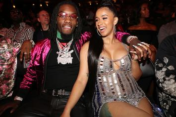Offset & Cardi B Allegedly Reconcile For Their Daughter's Sake